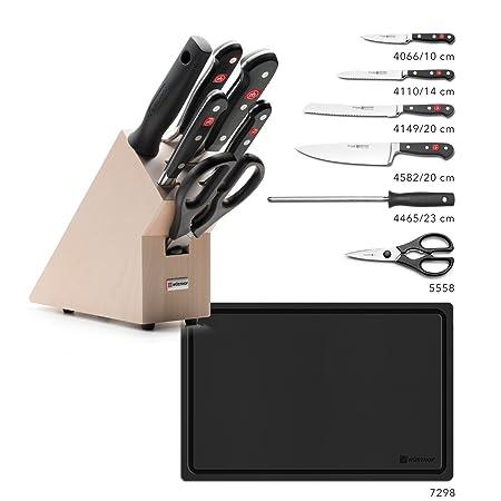 Compra Wüsthof TR9835-9 - Bloque de cuchillos de cocina ...