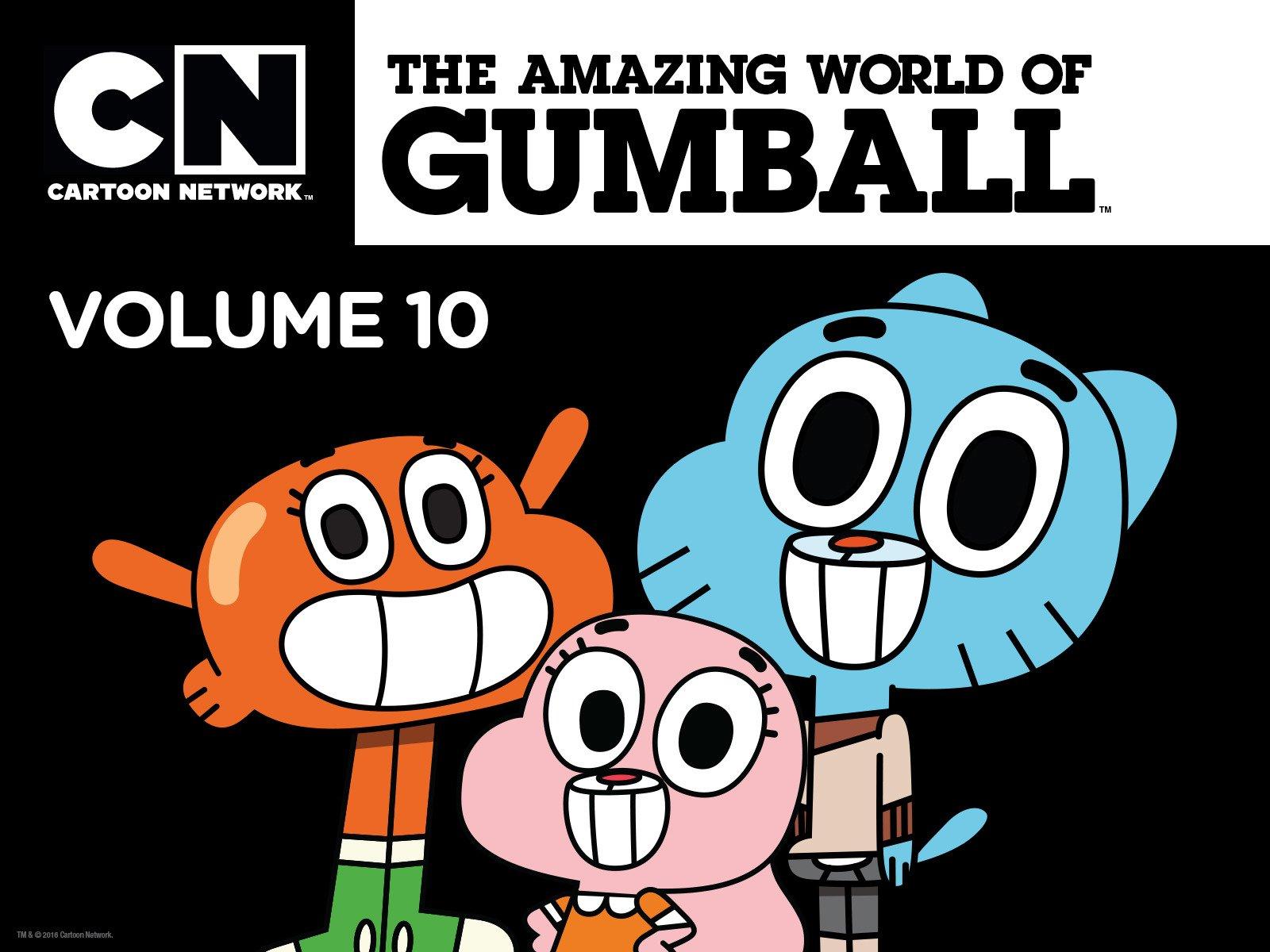 The Joy The Amazing World Of Gumball