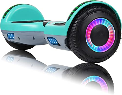 VEVELINE Hoverboard for Kids 6.5 Two-Wheel Self Balancing Hoverboard – UL 2272 Certified