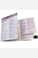 Nursing Math (Quick Study Academic) Misc. Supplies