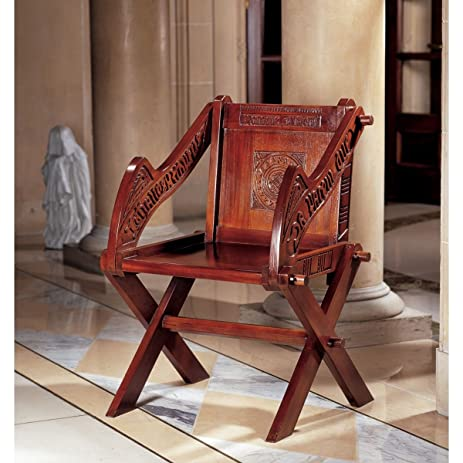 16th Century Antique Replica Hand Carved Chair - Amazon.com: 16th Century Antique Replica Hand Carved Chair: Kitchen