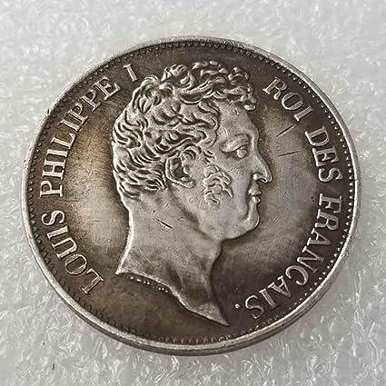 amazon com boboling best silver coins louis i commemorative coinimage unavailable