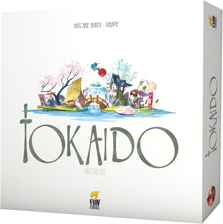 Tokaido Cover Art