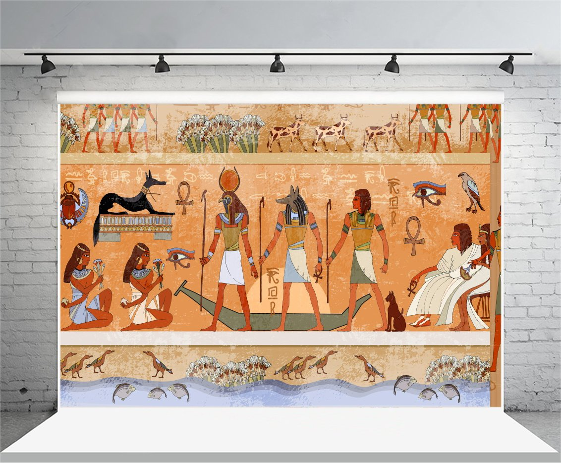 Accesorios Yongfoto 3x2m Fondos Fotograficos Antiguo Egipto Escena