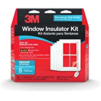 3M 2141W-6 Indoor 5-Window Insulator Kit