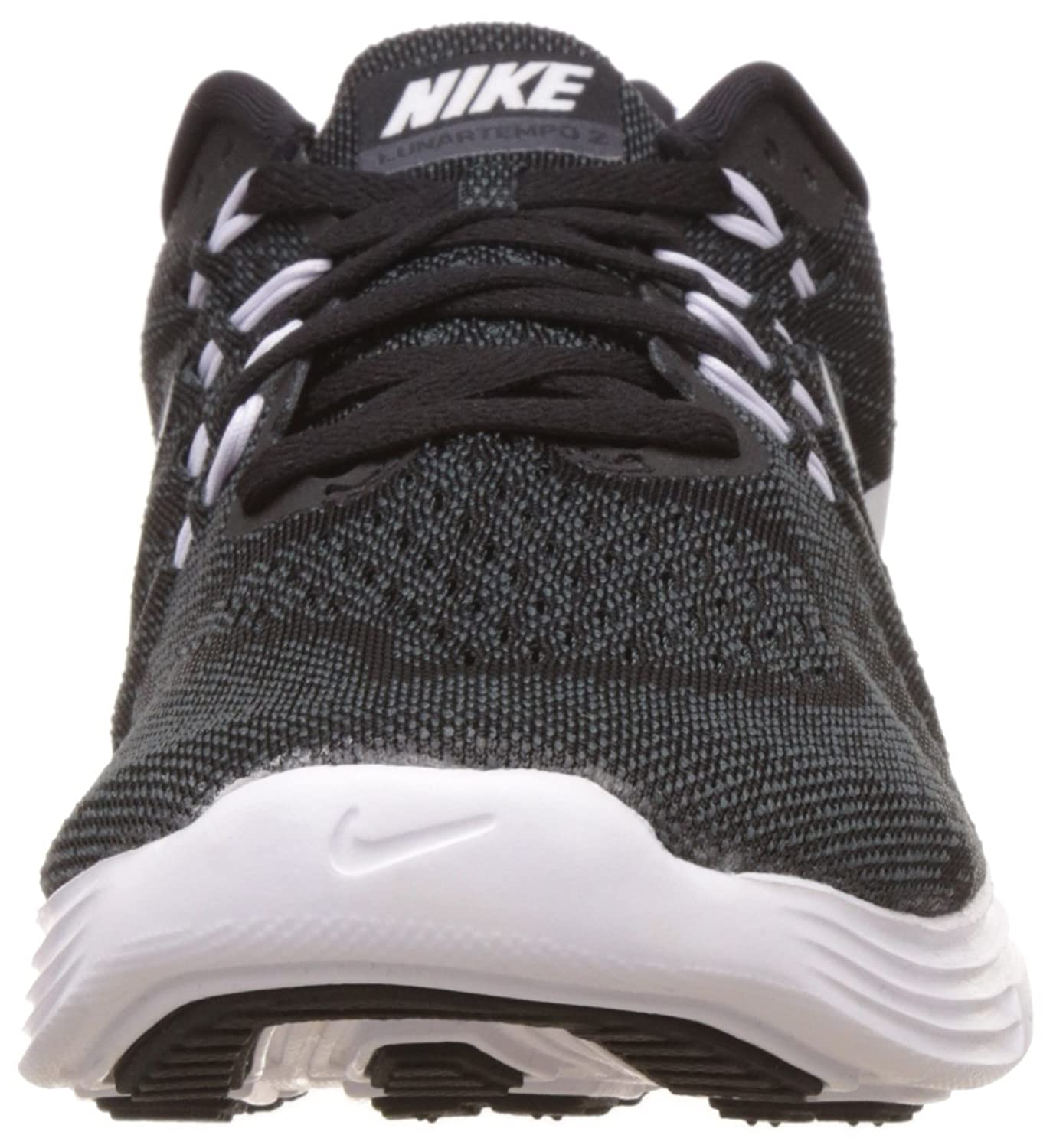 ... coupon for nike mens lunartempo 2 black white and anthracite running  shoes 11 uk india 46 de409d9f4