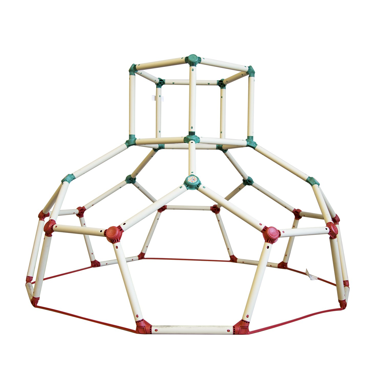 Lil' Monkey Dome Climber - Jungle Gym Playground Equipment, Climbing Structures for Kids and Toddlers, Backyard Outside Toddler Toys, Monkey Bars Climbing Tower Ages 3-6 by Lil' Monkey