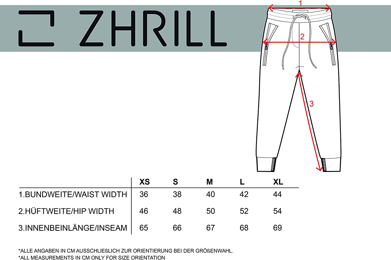 Zhrill Fabia Women's Trousers N8177 - Olive