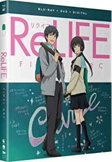 ReLIFE Final Arc Blu Ray