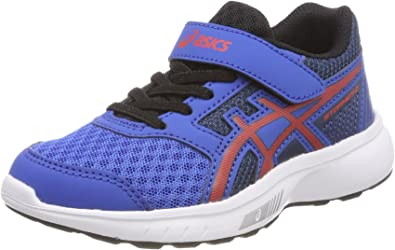 ASICS Stormer 2 PS, Chaussures de Running Compétition Mixte Enfant