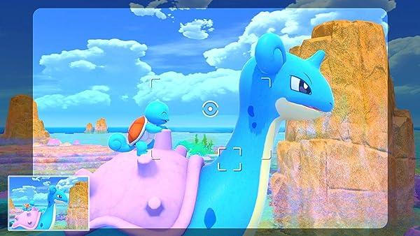 New Pokémon Snap video game screenshot