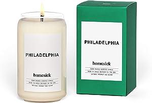 Homesick Scented Candle, Philadelphia