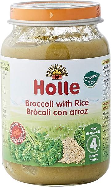 Holle - Potito Espinaca con Patata Holle 190 gr 4m+: Amazon ...