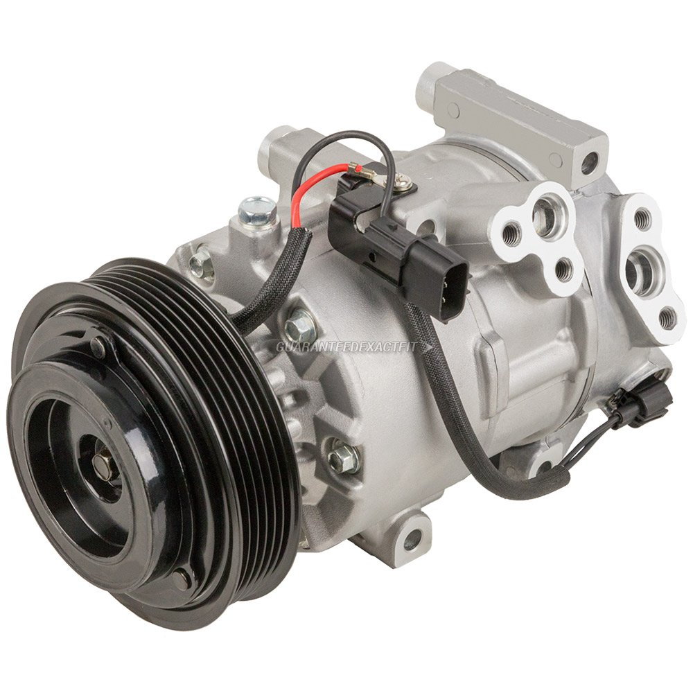 Amazon.com: AC Compressor & A/C Clutch For Hyundai Tucson & Kia Sportage - BuyAutoParts 60-03377NA New: Automotive