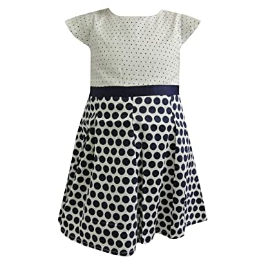 Salt And Pepper Baby Girl Dress Summer Dress Festive Dress