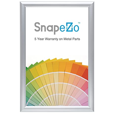 Amazon.com - Document Frame A3 Size (11.7 x 16.5 inches), Brushed ...