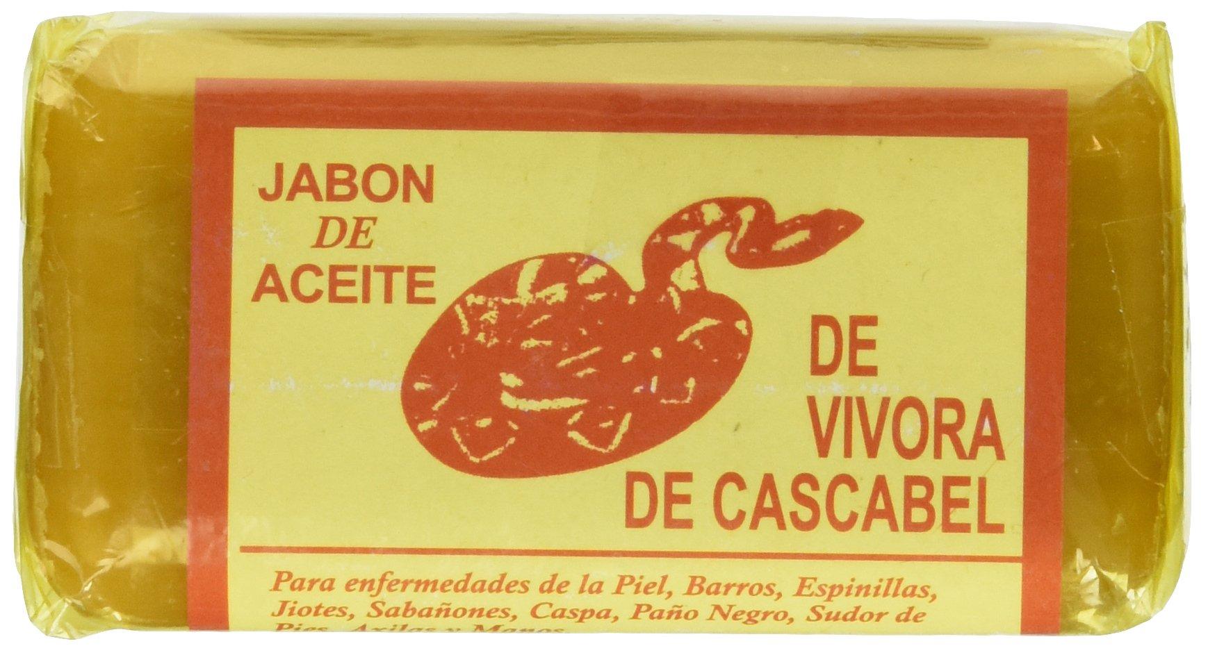 Jabon de Vibora de Cascabel