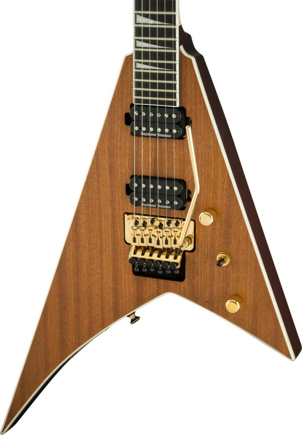 Amazon.com: Jackson RR24 Pro Series Rhoads - Natural: Musical ...