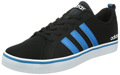 Herren Damen Adidas Neo Pace VS Low Schuhe Schwarz Rot
