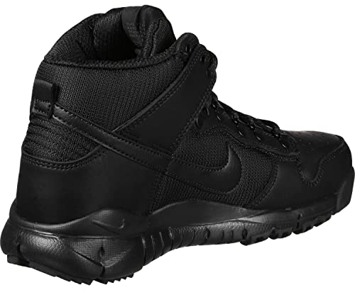 the best attitude b2e84 f4c34 Nike Sb Dunk High Boot Mens Hi Top Trainers 536182 Sneakers Shoes (UK 6.5  US 7.5 EU 40.5, Black Black 001)  Amazon.ca  Shoes   Handbags