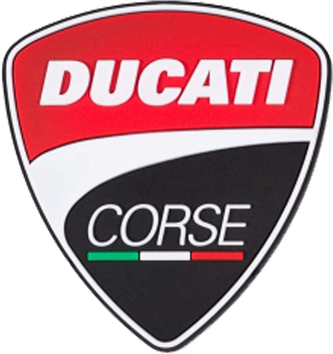 Ducati Corse 2020 Racing Team Schlüsselanhänger Offizielles Motogp Merchandise Sport Freizeit