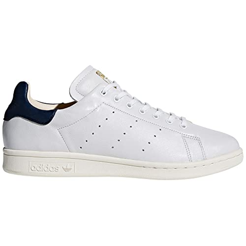 Zapatillas de Adidas Blancas y Verdes para Mujer. Stan Smith Sneaker, Tenis: Amazon.es: Zapatos y complementos
