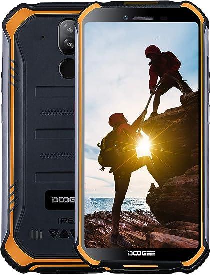 DOOGEE S40 Dual SIM 4G Movil Todoterreno, Android 9.0 Telefonos ...