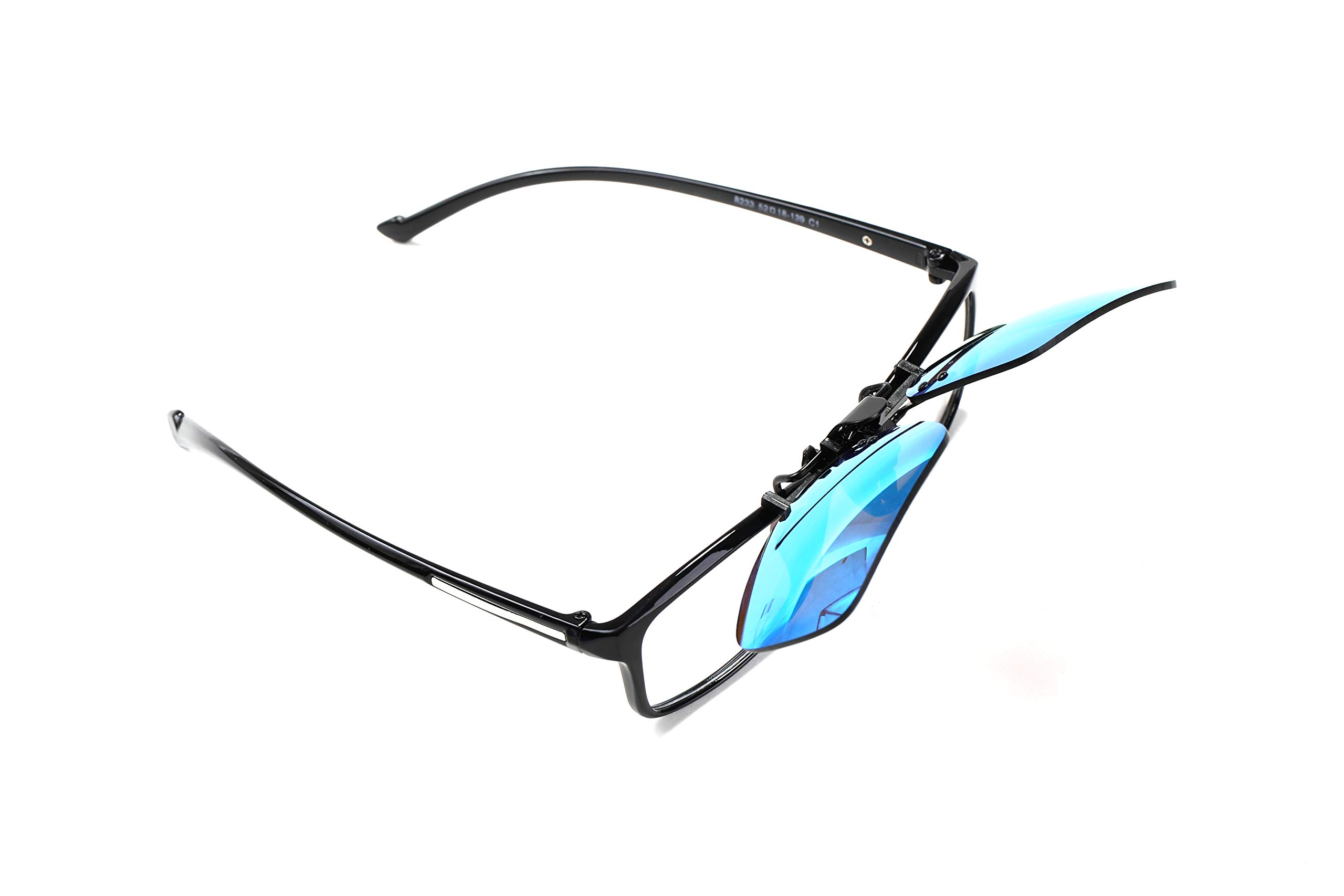 Pilestone Clip-on TP-018 Color Blind Corrective Glasses Same Lenses as TP-012