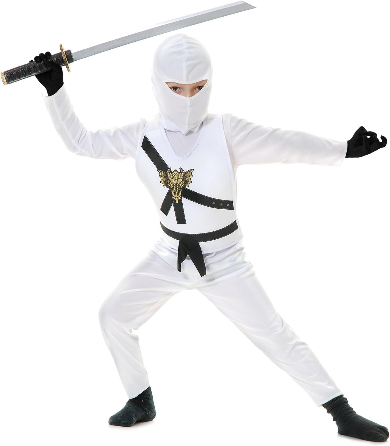 Halloween Costume Boy/'s Morph Ninja Large or X-Large