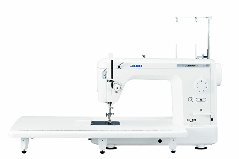 Powerful Mid Arm Quilting Machine: JUKI TL-2000Qi
