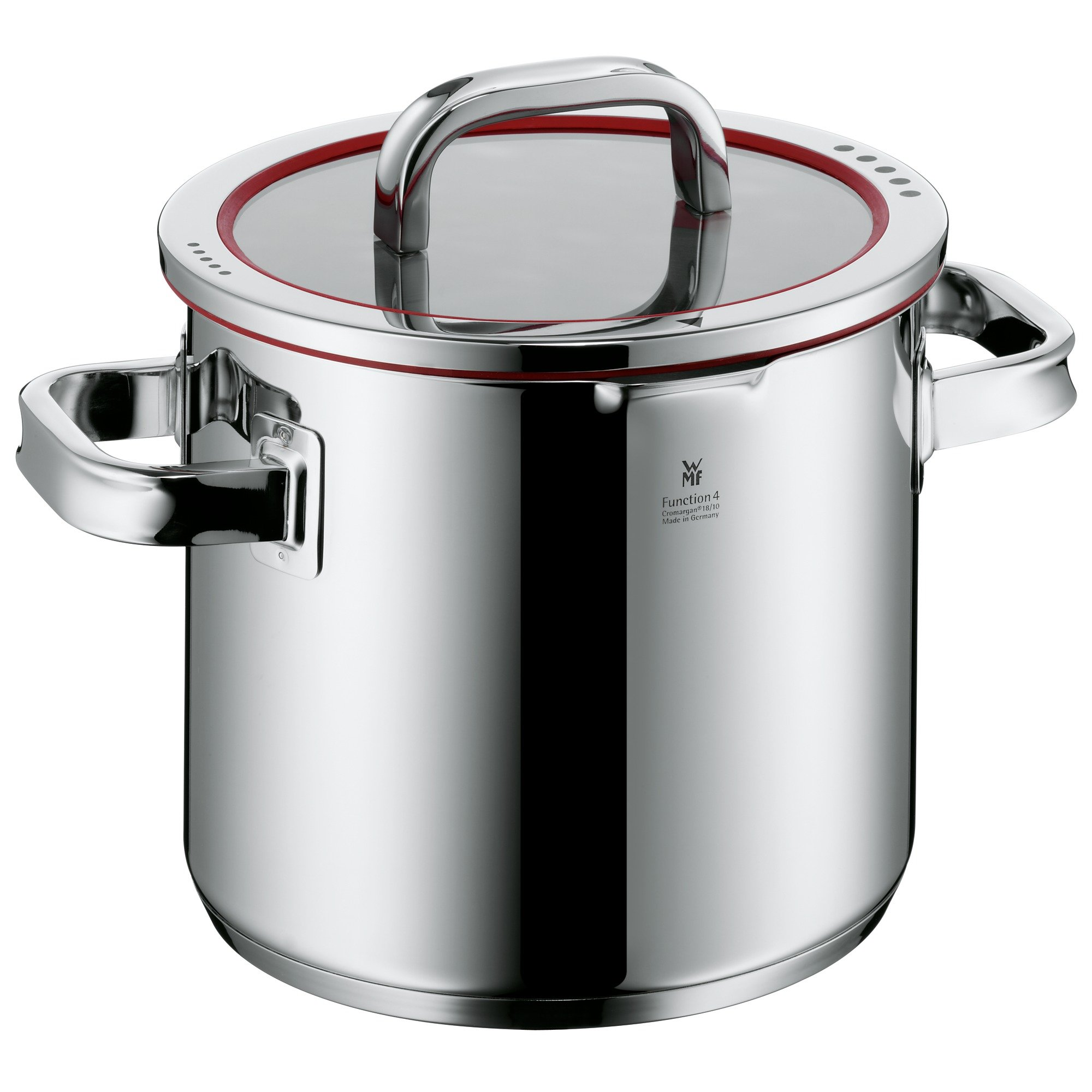 WMF Function 4 Pasta/Stock Pot with Lid, 5-Quart