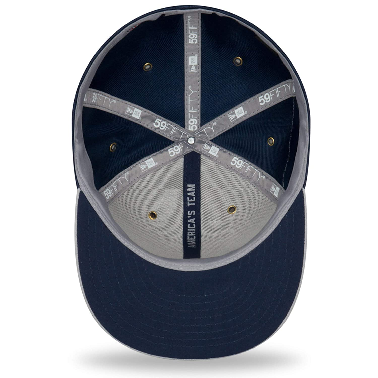 881810032 Amazon.com : New Era Dallas Cowboys 2018 NFL Sideline Home Official 59FIFTY  Fitted Hat - Navy/Gray (7 3/8) : Sports & Outdoors