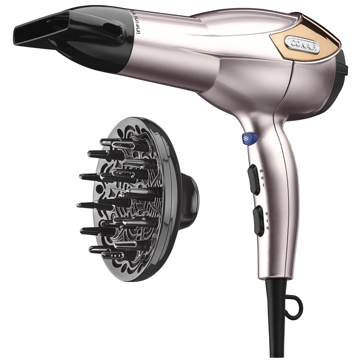 Conair Infinitipro 584 salon performance lightweight ac motor, 1 Count Conair Consumer Products ULC