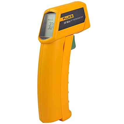 Fluke 59 Mini mano Laser Termómetro de infrarrojos (de 18 °C hasta 275 °