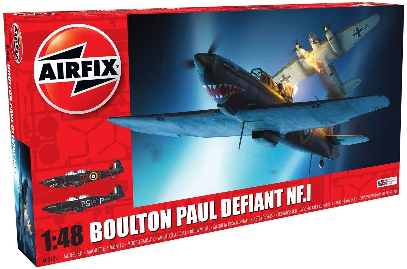 Airfix Boulton Paul Defiant NF.1