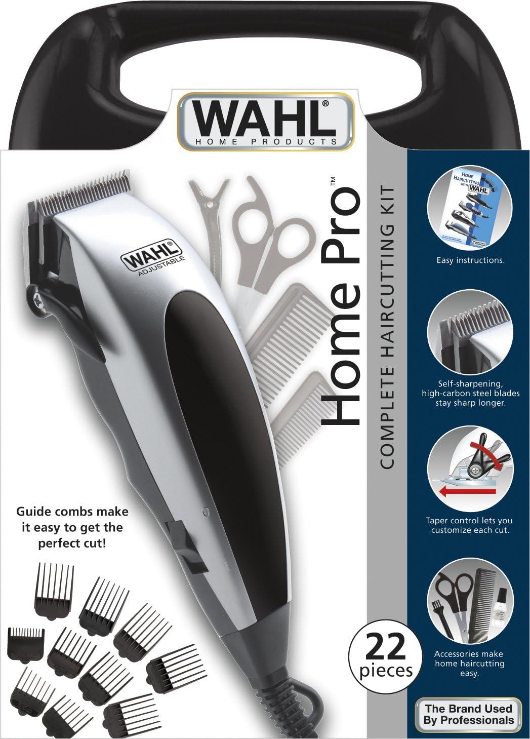 Wahl HomePro - Cortapelos en estuche de almacenaje: Amazon.es ...