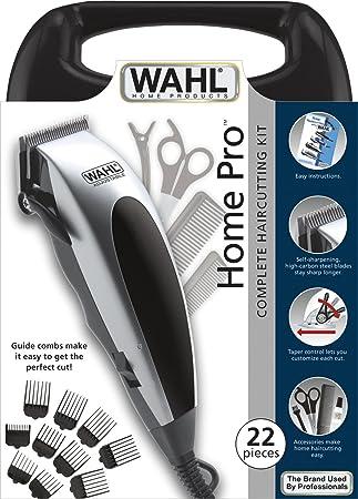 Wahl HomePro - Cortapelos en estuche de almacenaje