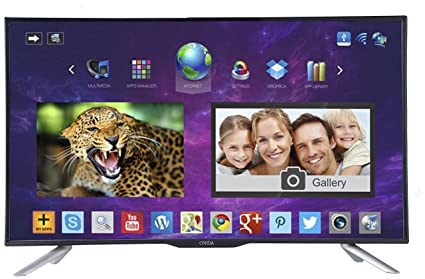 97874752d09 Image Unavailable. Image not available for. Colour  Onida 81.3 cm (32 Inches)  HD Ready LED Smart TV ...
