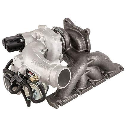 Amazon.com: New Stigan Turbo Turbocharger For Audi A3 Volkswagen VW Eos GTI Golf Jetta Passat 2.0T w/Engine Code BPY - Stigan 847-1437 New: Automotive