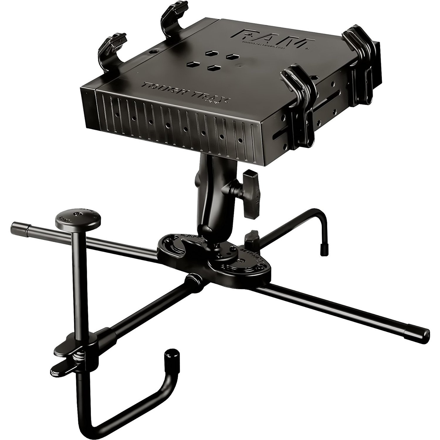 RAM Mounting Systems RAM-SM1-234-3 RAM Universal Seat-Mate Laptop Mounting System National Products Inc.