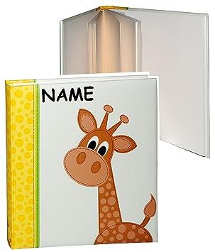 XL Kinderalbum Giraffe 30x30 cm