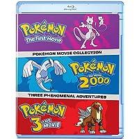 Walmart.com deals on Pokemon Movies 1-3 Blu-ray