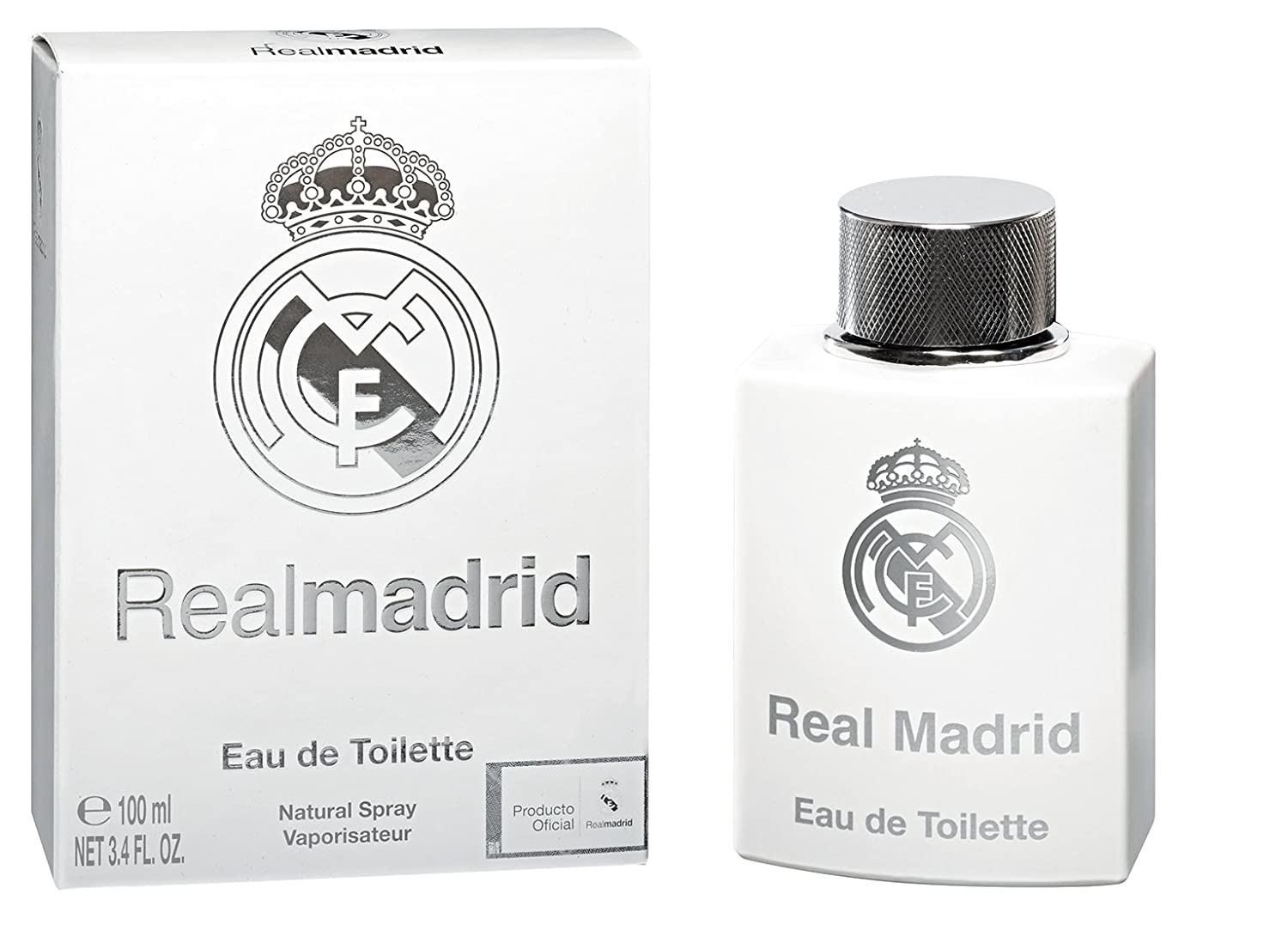 Real Madrid eau de toilette 100ml 52777