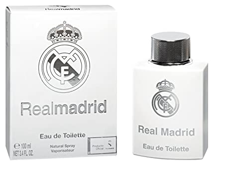 Real Madrid Perfume Consumo Hombre - 100 ml