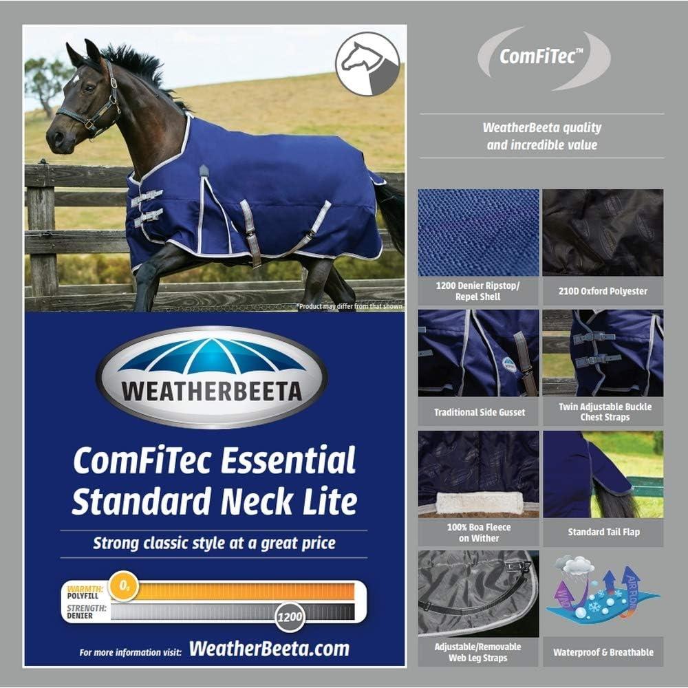 Weatherbeeta Comfitec Essential Standard Neck Lite Sheet