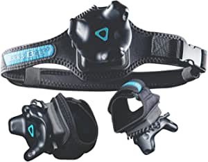 TrackStrap Plus / TrackBelt Plus for VIVE Tracker, Full-Body Tracking with 8+ Hours of Extended Use