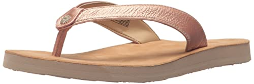 db350ab3ea3 UGG Womens Tawney Metallic Flip-Flop: Amazon.ca: Shoes & Handbags
