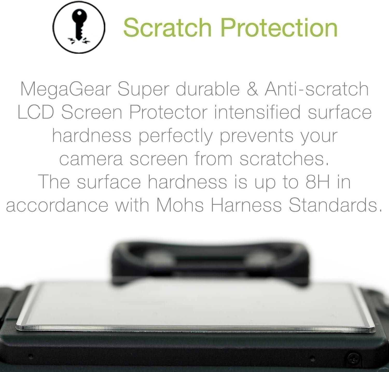 Megagear Pentax K-70 Camera LCD Optical Screen Protector MG840 Transparent