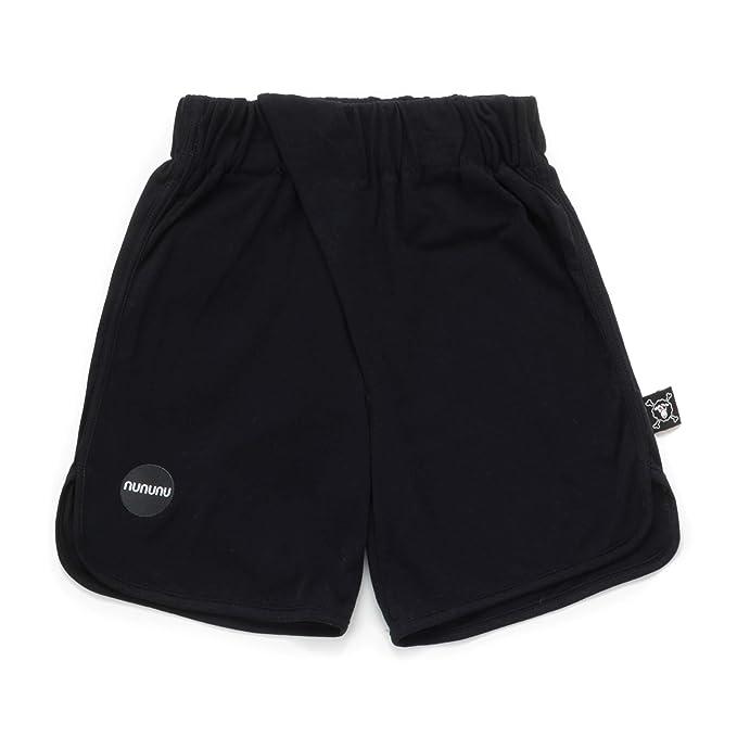Amazon.com: NUNUNU Diagonal Light - Pantalones cortos: Clothing