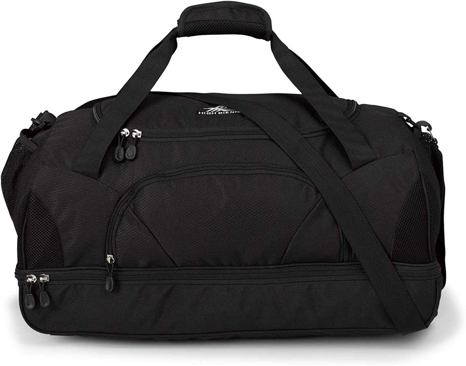 High Sierra Crossport 2-Wallop Duffel Bag